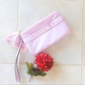 ⭐️JUICY COUTURE PINK WRISTLET⭐️